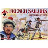 French Sailors, Boxer Rebellion 1900 (RB72025) Масштаб:  1:72