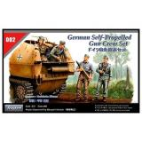German SPG Crew (TS35002) Масштаб:  1:35