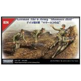 "German The 6 Army ""Mamaev Hill"" (TS35024) Масштаб:  1:35"