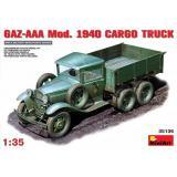 MA35136  GAZ-AAA. Mod. 1940. Cargo Truck.