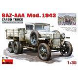 MA35133  GAZ-AAA. Mod. 1943. Cargo Truck