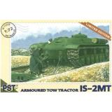 IS-2MT Soviet armored tow tractor (PST72039) Масштаб:  1:72