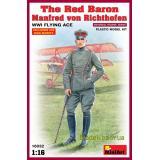 MA16032  Red Baron. Manfred von Richthofen.WW1 Flying Ace