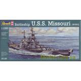 Линкор Missouri (RV05128) Масштаб:  1:1200