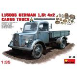 MA35142  L1500S. German 1,5t 4х2 Cargo Truck