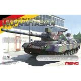 Основной боевой танк Leopard 1 A3/A4 (MENG-TS007) Масштаб:  1:35
