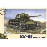 Пластиковая модель танка КВ-85 (PST72008) Масштаб:  1:72
