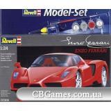Подарочный набор с автомобилем Ferrari Enzo (RV67309) Масштаб:  1:24