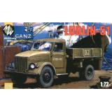 Польский грузовик Lublin-51 (MW7216) Масштаб:  1:72