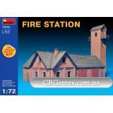 MA72032  Fire Station