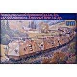 Разведывательный бронепоезд Le.Sp (UM261) Масштаб:  1:72