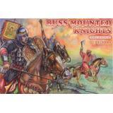 Russ Mounted Knights (druzhina), XI-XIII cc (ORI72033) Масштаб:  1:72