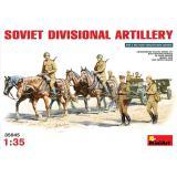 MA35045  Soviet  divisional artillery