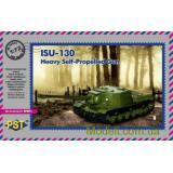 Тяжелая САУ ИСУ-130 (PST72073) Масштаб:  1:72