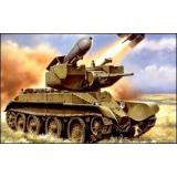 UMT313 RBT-5 Soviet wheel-track tank (UMT313) Масштаб:  1:72
