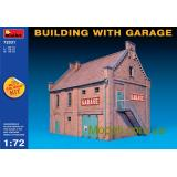 MA72031  Building with garage