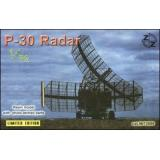 ZZ72008 P-30 Soviet radar vehicle, plastic/resin/pe (ZZ72008) Масштаб:  1:72