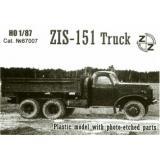 ZZ87007 ZiS-151 truck (ZZ87007) Масштаб:  1:87