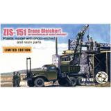 ZZ87015 ZiS-151 Crane Bleichert (ZZ87015) Масштаб:  1:87