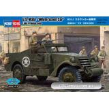 Американский бронетранспортер M3A1