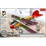 RN032  Albatros D.V/D.Va (Літак)