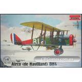 RN422  De Havilland DH4 Eagle (Літак)