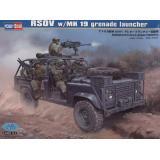 Боевая машина RSOV w/MK 19 с гранатометом MK 19 (HB82449) Масштаб:  1:35