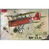 RN607  RAF S.E.5a w/Wolseley Viper (Літак)