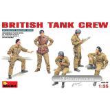 MA35078  British tank crew