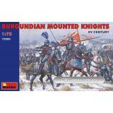 MA72006  Burgundian mounted knights XV century (Фігури)
