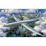 Экспериментальный пассажирский самолёт Bristol Brabazon I/Бристоль Брабазон (AMO72028) Масштаб:  1:72