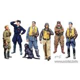 Famous pilots of WWII. kit 1 (MB3201) Масштаб:  1:32
