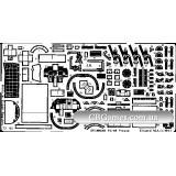 Фототравление 1/72 EA-6B Проулер (рекомендовано для Hasegawa) (EDU-72151) Масштаб:  1:72