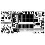 Фототравление 1/72 S-3B Викинг (рекомендовано для Hasegawa) (EDU-72168) Масштаб:  1:72