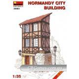 MA35503  Normandy city building (Споруди)