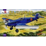 Испанский истребитель HA-1109-K1L (AMO72222) Масштаб:  1:72