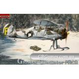 RN401  Gloster Gladiator MkII (Літак)