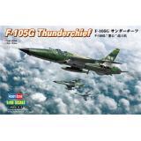 Истребитель F-105G Thunderchief (HB80333) Масштаб:  1:48