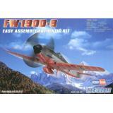 Истребитель FW-190D-9 (HB80228) Масштаб:  1:72