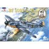 Истребитель Мессершмитт Bf-109F-2/U (AMO72186) Масштаб:  1:72
