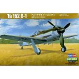 Истребитель Ta 152 C-1 (HB81702) Масштаб:  1:48