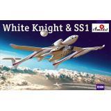 Космический корабль SS1 и авианосец White Knight (AMO72201) Масштаб:  1:72