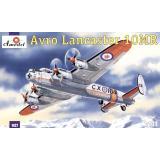 Морской самолет-разведчик Avro Lancaster 10MR (AMO1427) Масштаб:  1:144