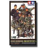 Немецкая пехота (TAM32512) Масштаб:  1:48