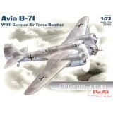 ICM72163  Avia B-71 WWII German bomber