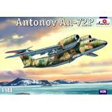 Патрульный самолет Ан-72П (AMO1420) Масштаб:  1:144
