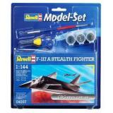 RV64037  Model Set Самолет F-117 Stealth Fighter