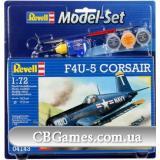 RV64143  Model Set Самолет F4U-5 Corsair
