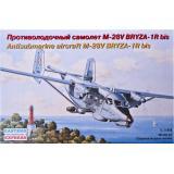 Противолодочный самолет М-28V Bryza-1R bis (EE14446) Масштаб:  1:144