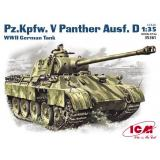 ICM35361  Pz.Kpfw. V Panther Ausf.D